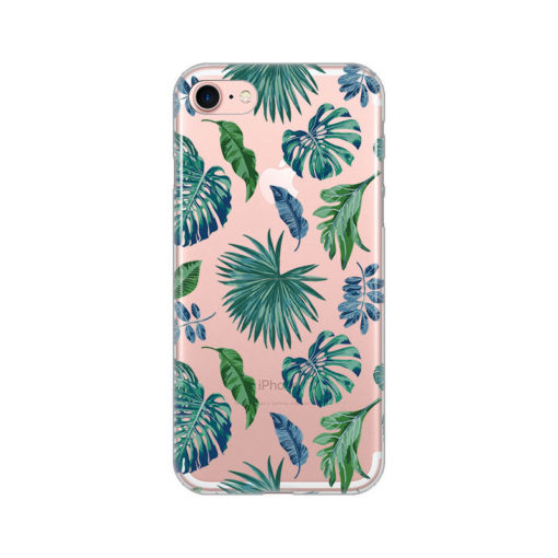 silikonski ovitek za iphone se 2020 tropical
