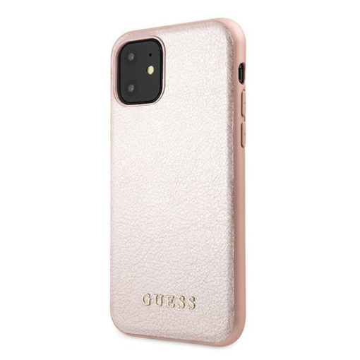 ovitek guess za iphone 11 rosegold 1