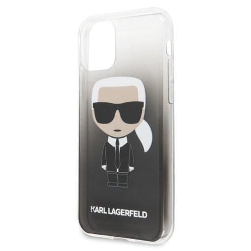 ovitek karl lagerfeld za iphone 11 crna 2