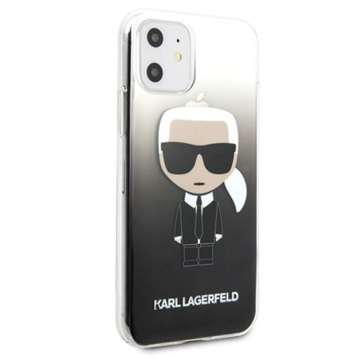 ovitek karl lagerfeld za iphone 11 crna 3