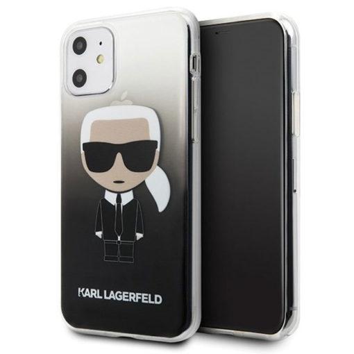 ovitek karl lagerfeld za iphone 11 crna