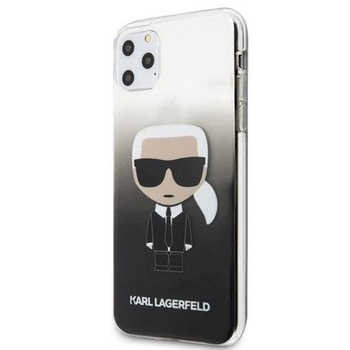 ovitek karl lagerfeld za iphone 11 pro max crna 1
