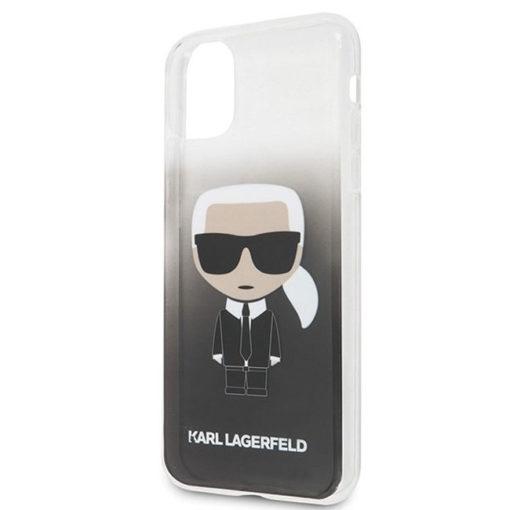 ovitek karl lagerfeld za iphone 11 pro max crna 2