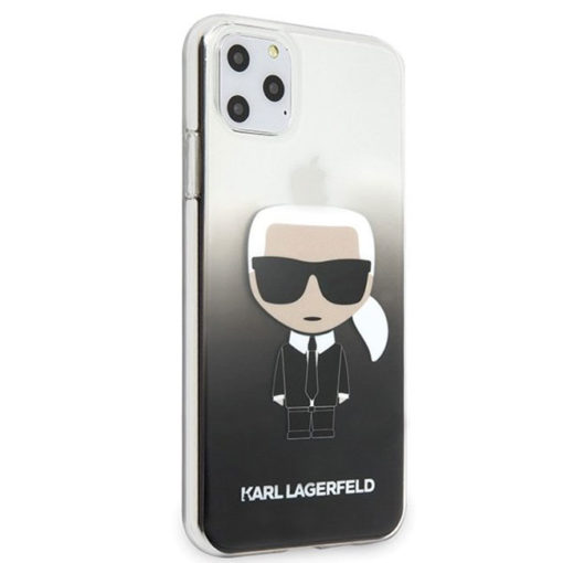 ovitek karl lagerfeld za iphone 11 pro max crna 3