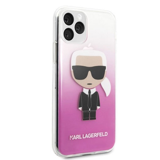 ovitek karl lagerfeld za iphone 11 pro pink 3