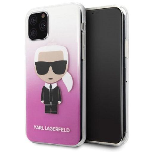 ovitek karl lagerfeld za iphone 11 pro pink