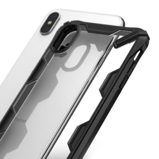 ovitek ringke fusion x za iphone xs max crna 1