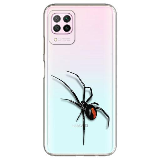 silikonski ovitek spider za huawei p40 lite