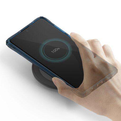 ovitek Ringke Fusion X durable za Samsung Galaxy Note 10 Lite crna 4