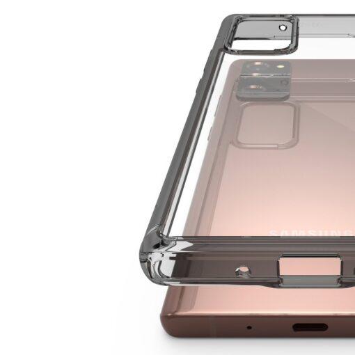 ovitek Ringke Fusion za Samsung Galaxy Note 20 crna 3 1