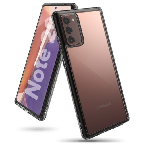ovitek Ringke Fusion za Samsung Galaxy Note 20 crna 4