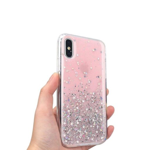 ovitek Shining Star Glitter za iPhone 12 pro 3