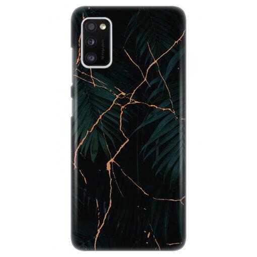 ovitek black marble za samsung galaxy a41