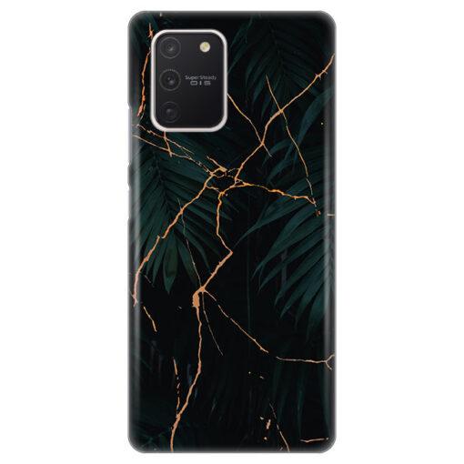 ovitek black marble za samsung galaxy s10 lite