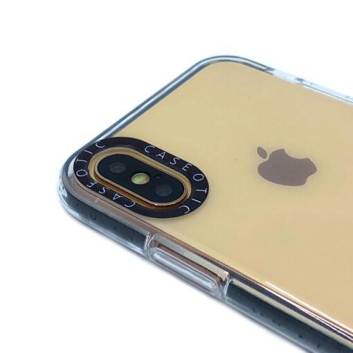ovitek caseotic transparent za iphone x xs 1
