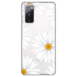 ovitek daisies za samsung galaxy s20 fe