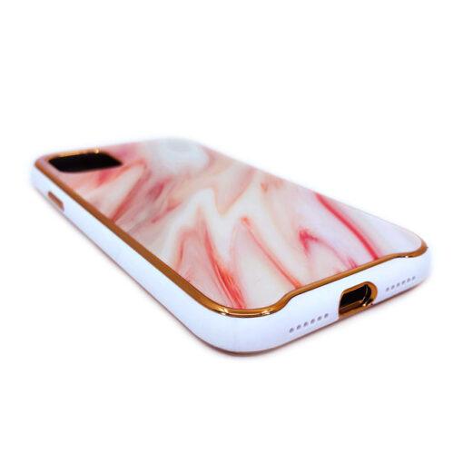 ovitek glass marmor za iphone 11 rdeca 3