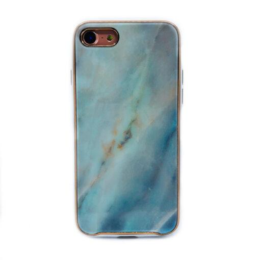 ovitek glass marmor za iphone 7 8 plus zelena 1