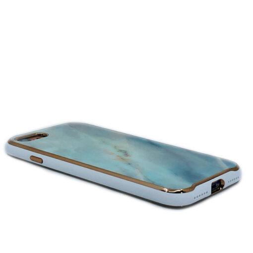 ovitek glass marmor za iphone 7 8 plus zelena 3