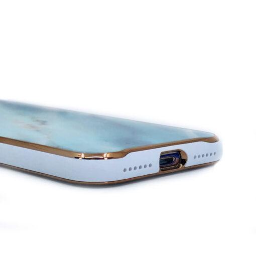 ovitek glass marmor za iphone 7 8 plus zelena 4