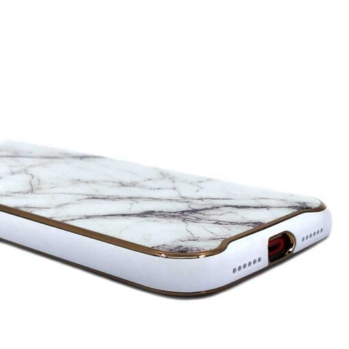 ovitek glass marmor za iphone xr bela 3