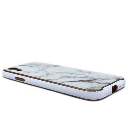 ovitek glass marmor za iphone xr bela 4
