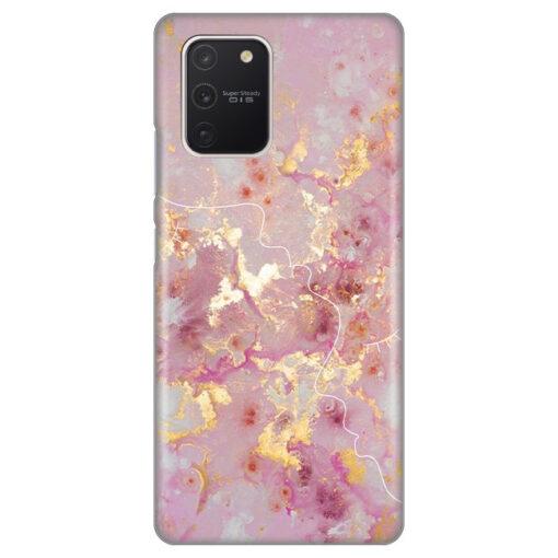 ovitek pink marble za samsung galaxy s10 lite