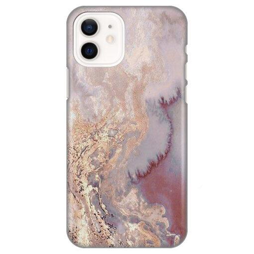 silikonski ovitek za iphone 12 mini elegant marble