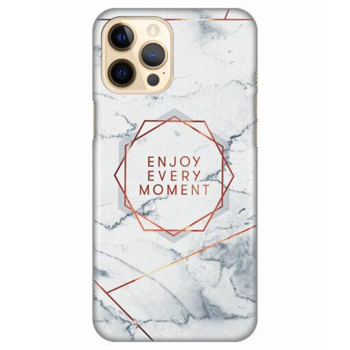 silikonski ovitek za iphone 12 pro enjoy every moment