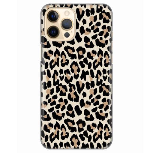 silikonski ovitek za iphone 12 pro max leopard