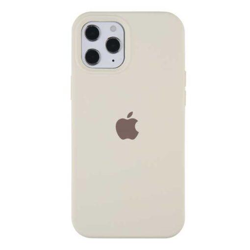 apple silikonski ovitek za iphone 12pro max bez