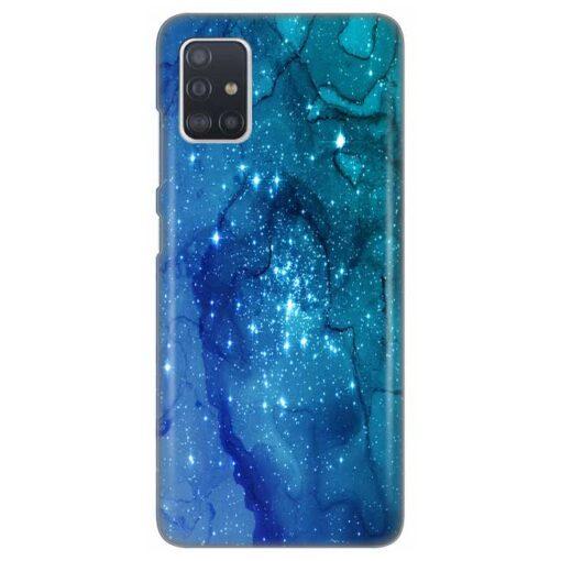 ovitek blue galaxy za samsung galaxy a51