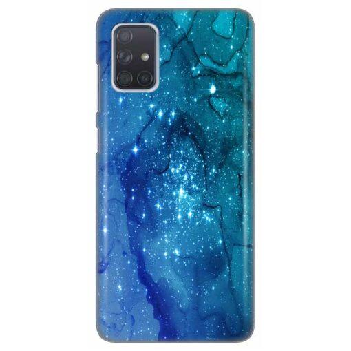 ovitek blue galaxy za samsung galaxy a71