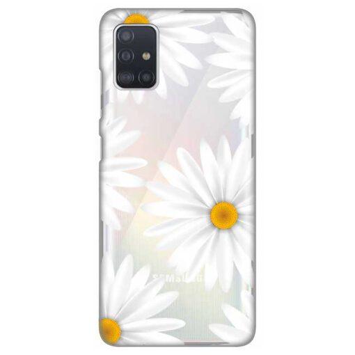 ovitek daisies za samsung galaxy a51