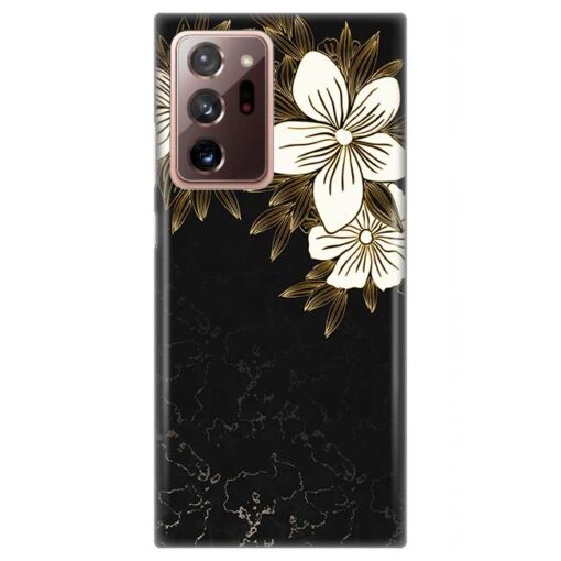 ovitek elegant flower za samsung galaxy note 20 ultra