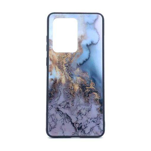 ovitek glass za samsung galaxy s 20 ultra blue marble