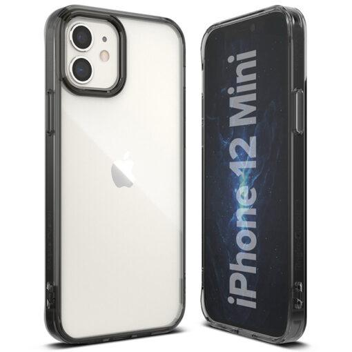 ovitek Ringke Fusion za iPhone 12 mini transparent 1
