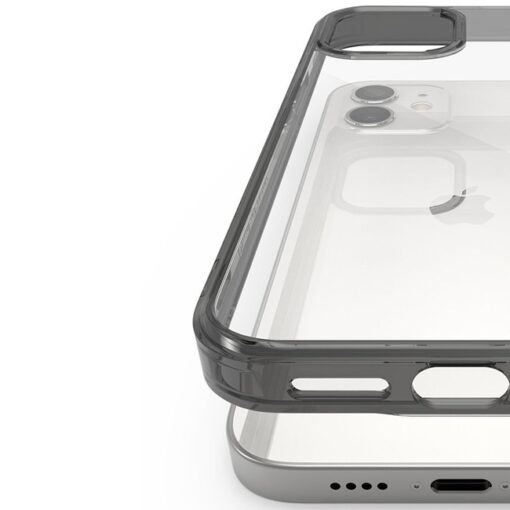 ovitek Ringke Fusion za iPhone 12 mini transparent 4