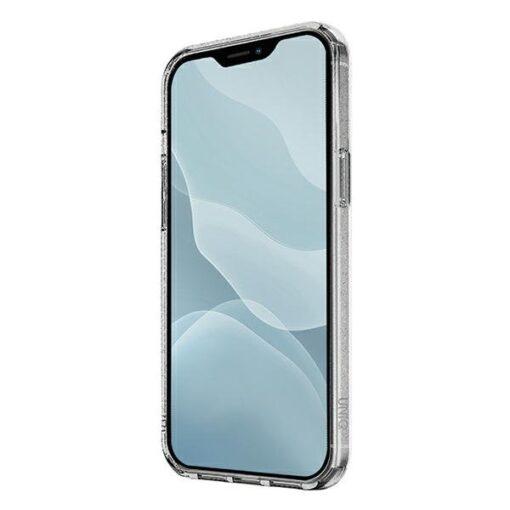 ovitek UNIQ z blescicami za iPhone 12 pro max transparent 2