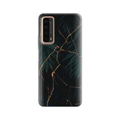 ovitek za huawei p smart 2021 black marble