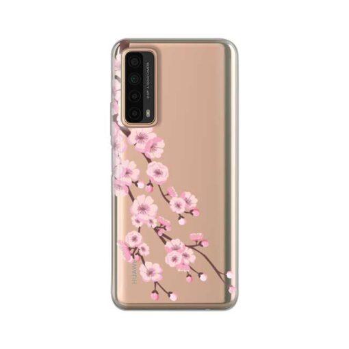 ovitek za huawei p smart 2021 cherry blossoms