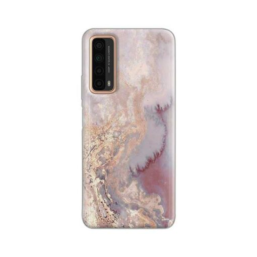 ovitek za huawei p smart 2021 pastel marble