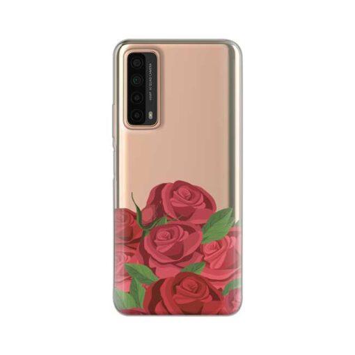 ovitek za huawei p smart 2021 roses