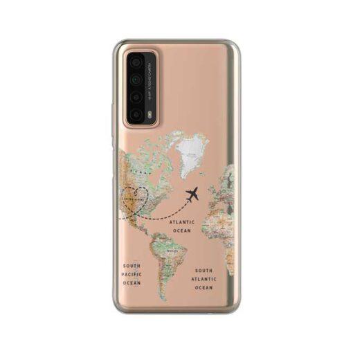 ovitek za huawei p smart 2021 the map