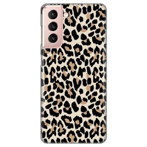 ovitek leopard pattern za samsung galaxy s21