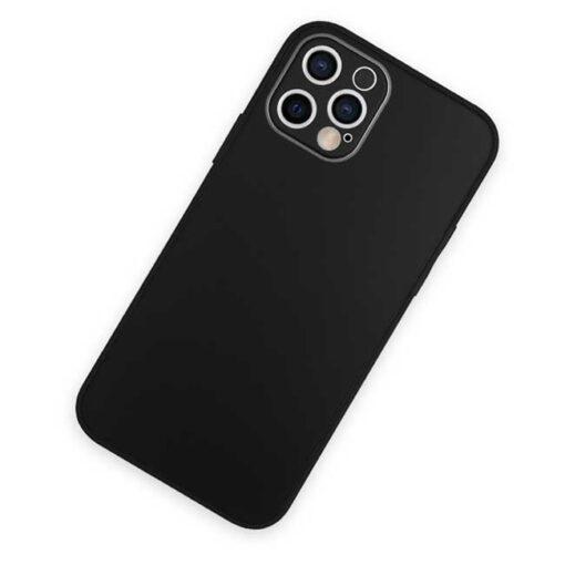 ovitek elegant za iphone 12 crna