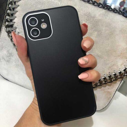 ovitek elegant za iphone 12 pro crna