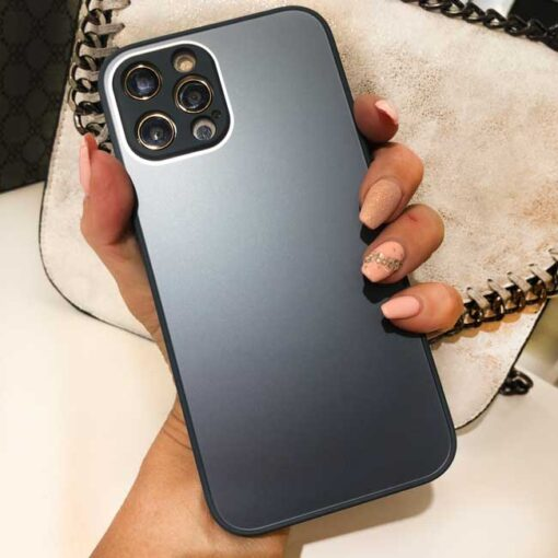 ovitek elegant za iphone 12 pro modra