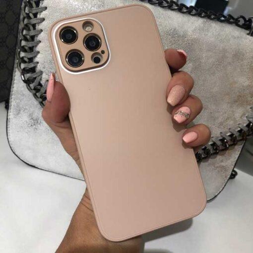 ovitek elegant za iphone 12 pro roza
