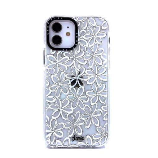 iphone flower pattern za 12 mini